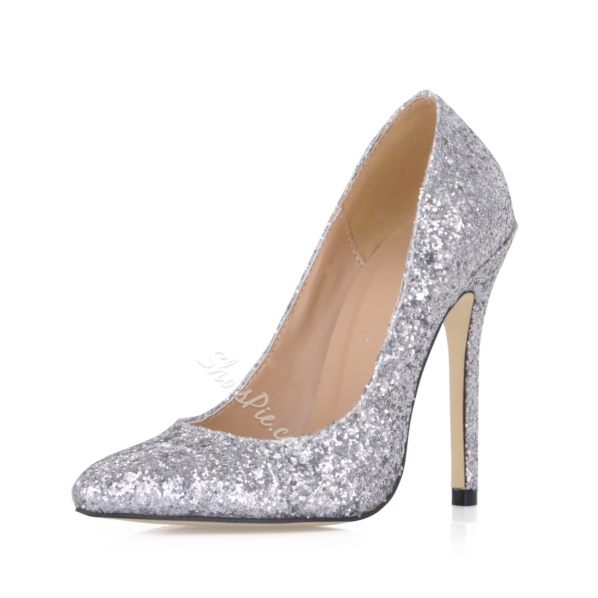 Silver Wedding Shoes On Sale