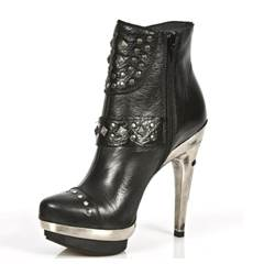 Sexy Stiletto Heel Genuine Leather Women Boots