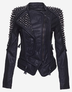 Thick Slim Zipper Fall Women's Jacket