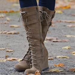 Extra Wide Calf Boots Knee High Shoespie Com