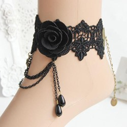 Sexy Lace Decoration Anklet