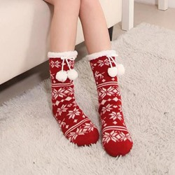 Fabulous Warm Christmas Socks
