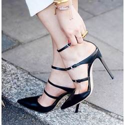 Sexy Cut-Outs Pointed-toe Heels