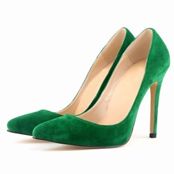 Stiletto Heel Round Toe Stiletto Heels