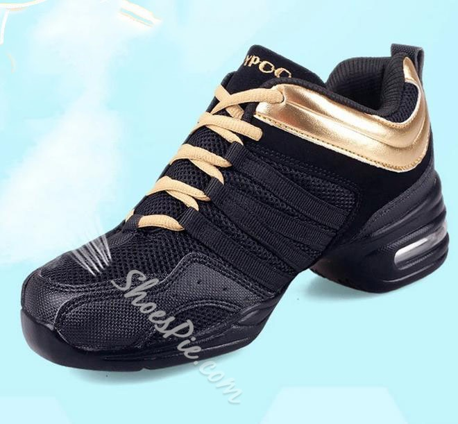 Cool Mesh In-elevator Lace-up Sneaker