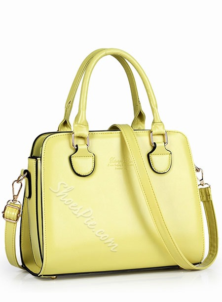 Shoespie One Shoulder / Tote Handbag
