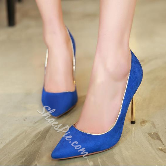 Prepossessing Shinning Stiletto Heels