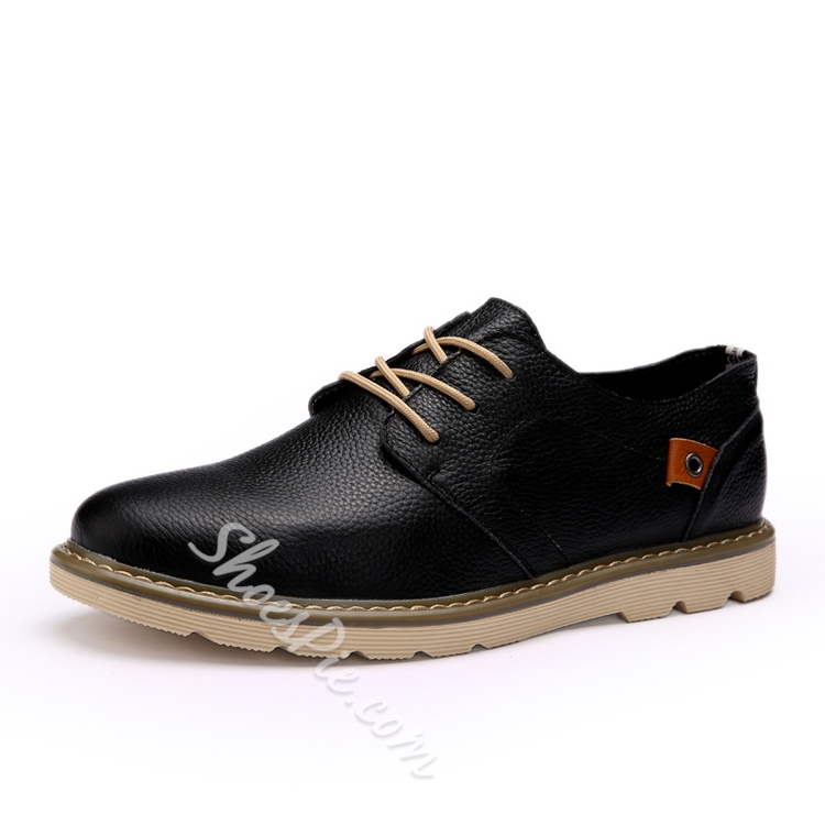 Shoespie Lace Up Multi Color Men's Oxfords