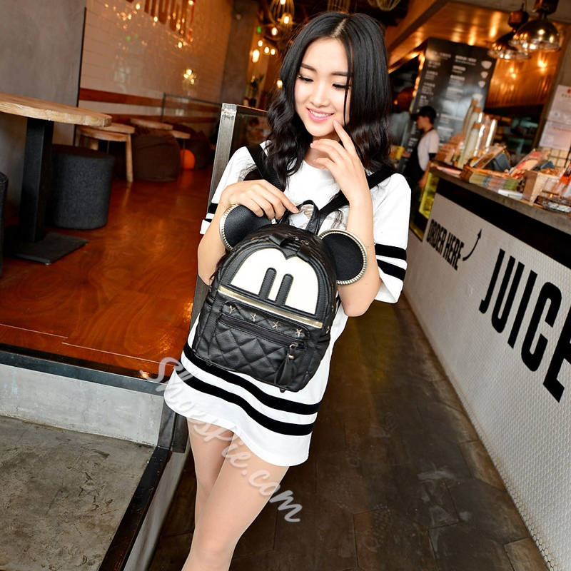 Shoespie Cartoon Style Backpack