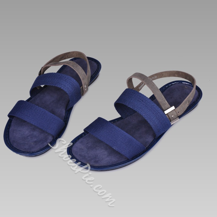Shoespie Fashionable Comfortable Men's Sandals