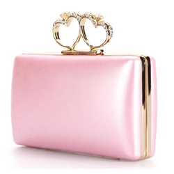 Shoespie Fashion Rhinestone Clutch Handbag