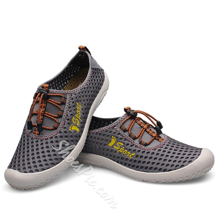 Shoespie High Quality Breathable Mesh Men's Sandals