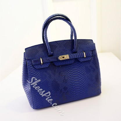 Shoespie Multi Color Tote Handbag