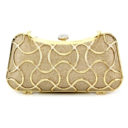 Shoespie Luxury Clutch Party Handbag