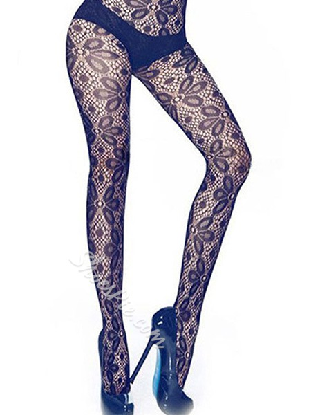 Shoespie Mesh Leopard Sexy Stockings