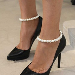 Shoespie Sweety Pearl Anklet