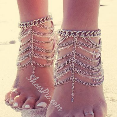 Shoespie Chic Anklets