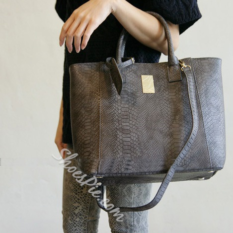 Shoespie Tote / Crossbody Handbag