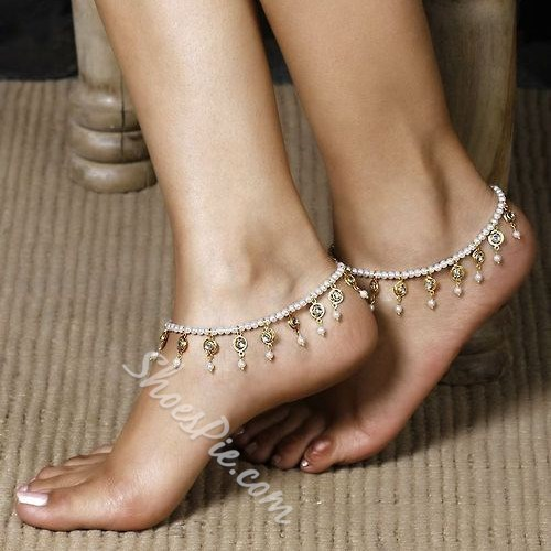 Shoespie Chia Anklet