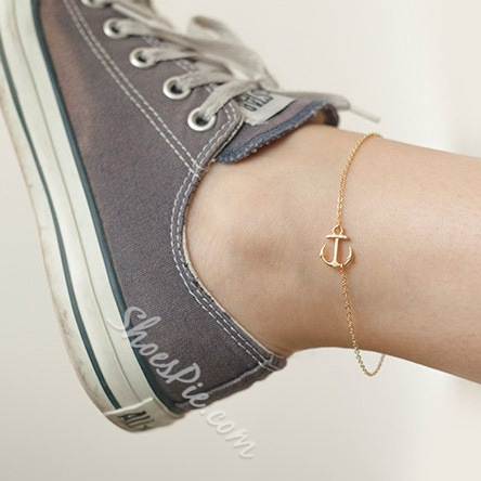 Shoespie Chain Anklet