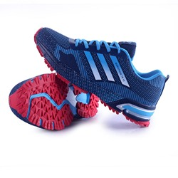 Shoespie Casual Lace-Up Mesh Athletic Shoes