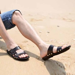 Shoespie Men's Beach Sandals