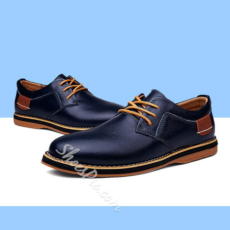 Shoespie Men's Oxford
