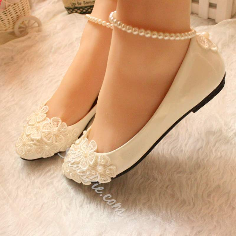 Shoespie Wedding Flats Shoes