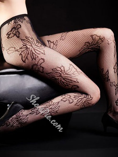 Shoespie Tattoo Stockings