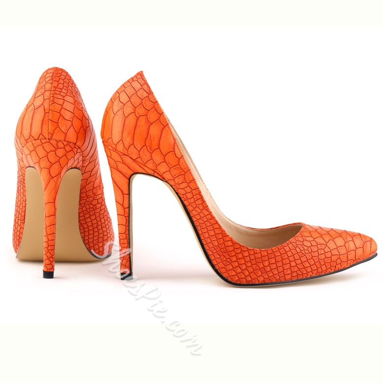 Shoespie OL Style Stiletto Heels