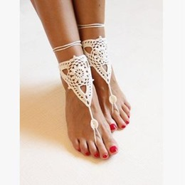 Shoespie Hand-made Anklet