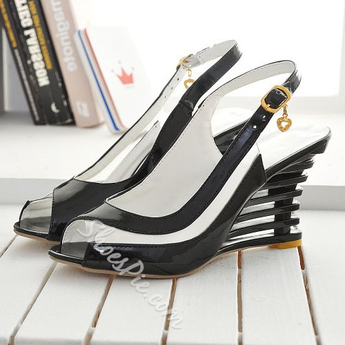 Shoespie Sexy Open Toe Buckle Casual Sandals