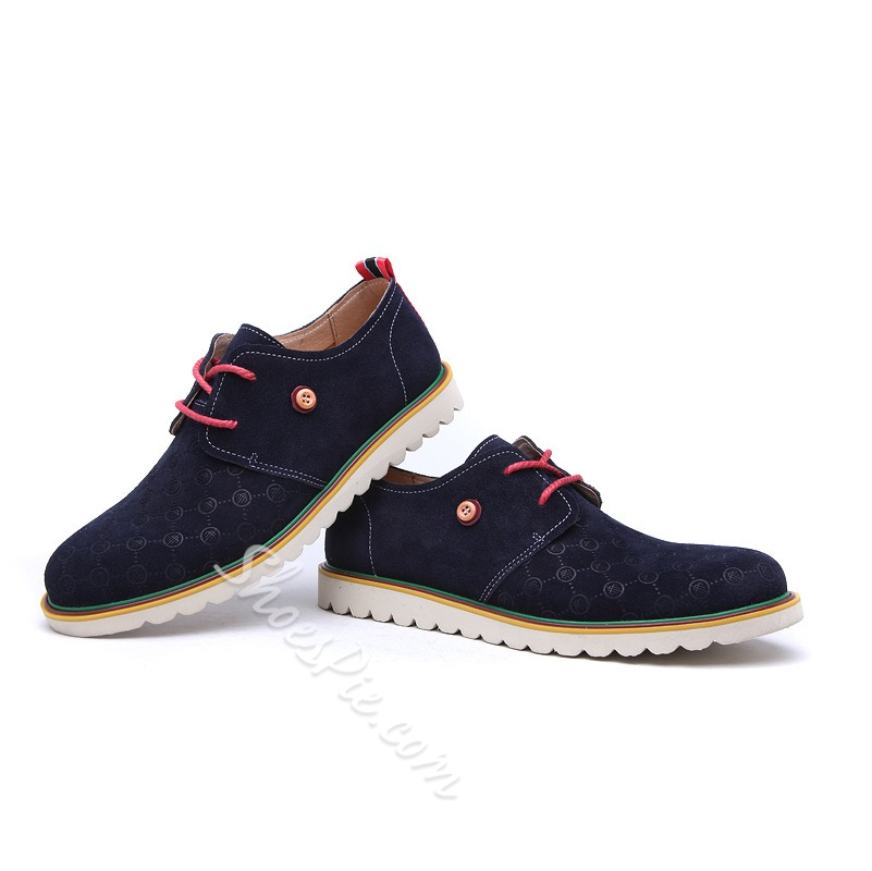 Shoespie Lace Up Men's Sneakers