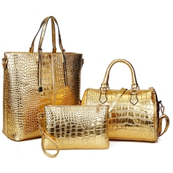 Shoespie Multi Functional Handbag (include 3bags)