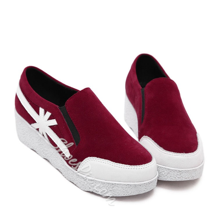 Shoespie Sporty Assorted Color Fashion Sneaker