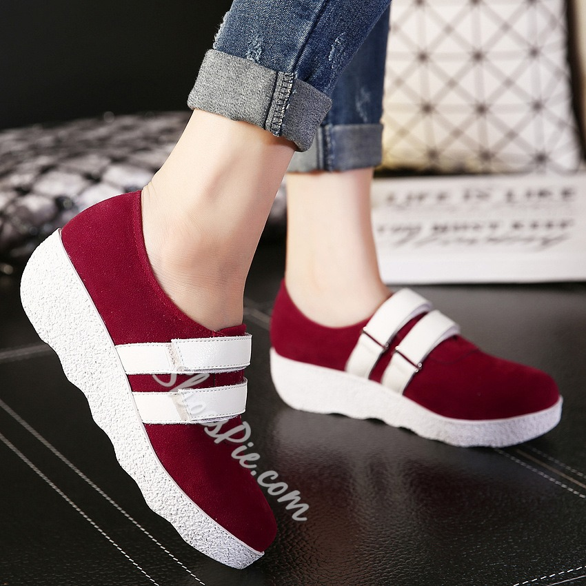 Shoespie Sporty Assorted Color Sneaker