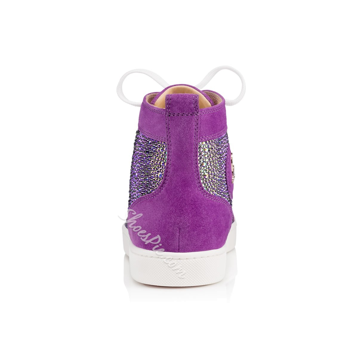 Shoespie Sequined Assorted Color Sneaker
