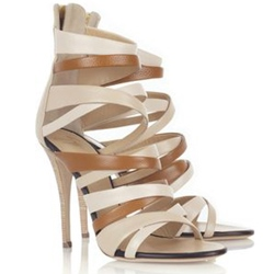 Shoespie Assorted Color Chic Dress Sandals