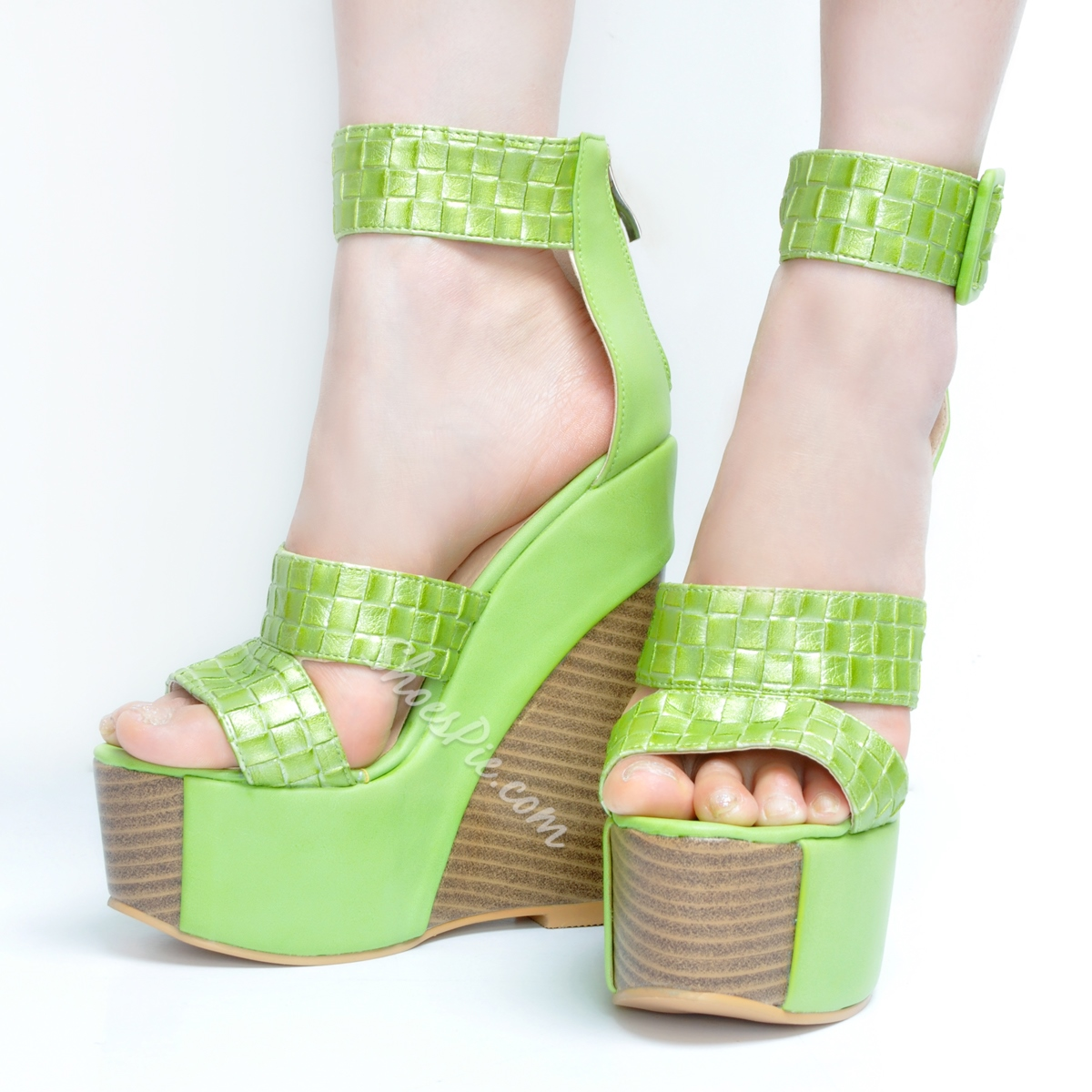 Shoespie Bohemia Style Wedge Sandals