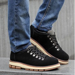 Shoespie Lace Up Men's Boots