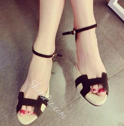 Shoespie Assorted Color Sexy Stiletto Sandals