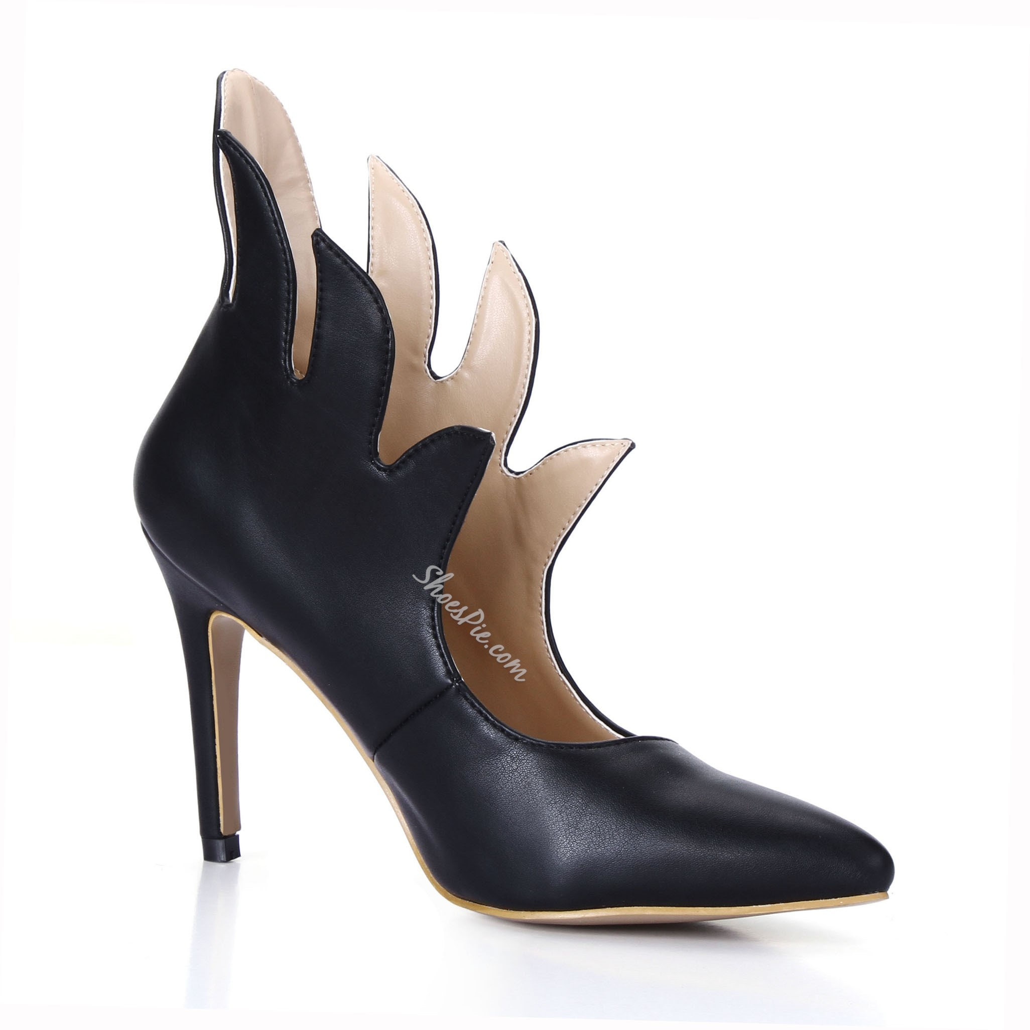 Shoespie Special Shaped Stiletto Heels