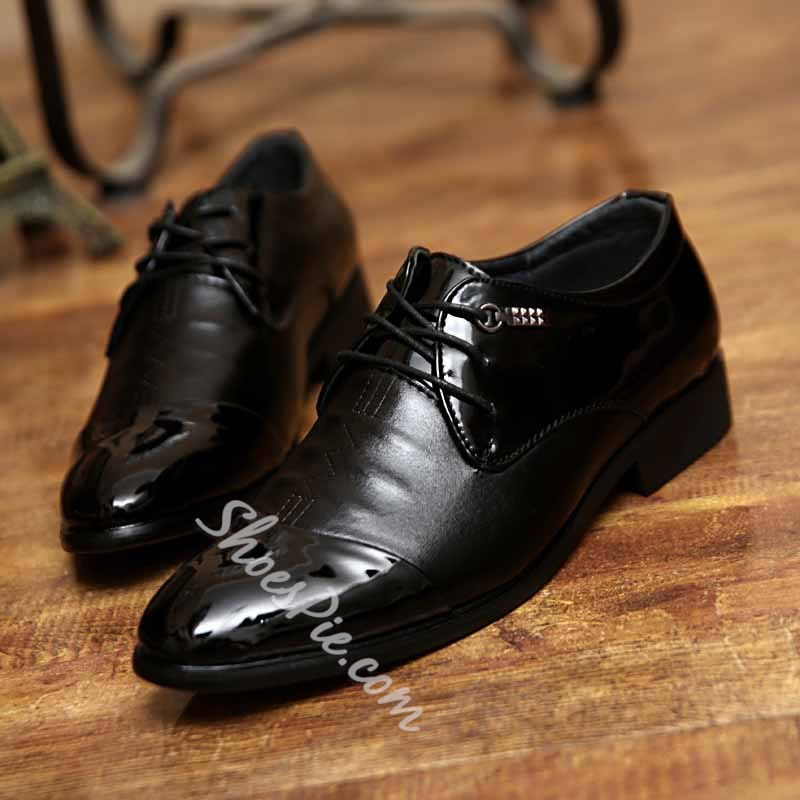 Shoespie Chic Men's Oxfords
