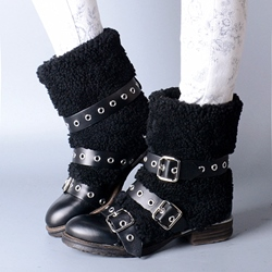 Shoespie Fashion Flat Snow Boots