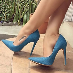 Shoespie Sexy Solid Color Heels