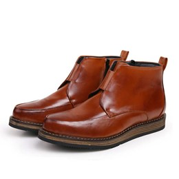Shoespie Men's Boots Brush Off Loafers