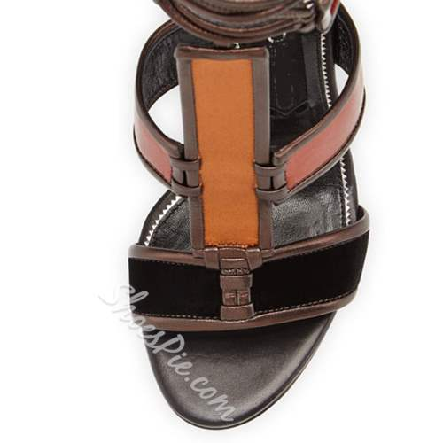 Shoespie Classic Designer Gladiator Sandals