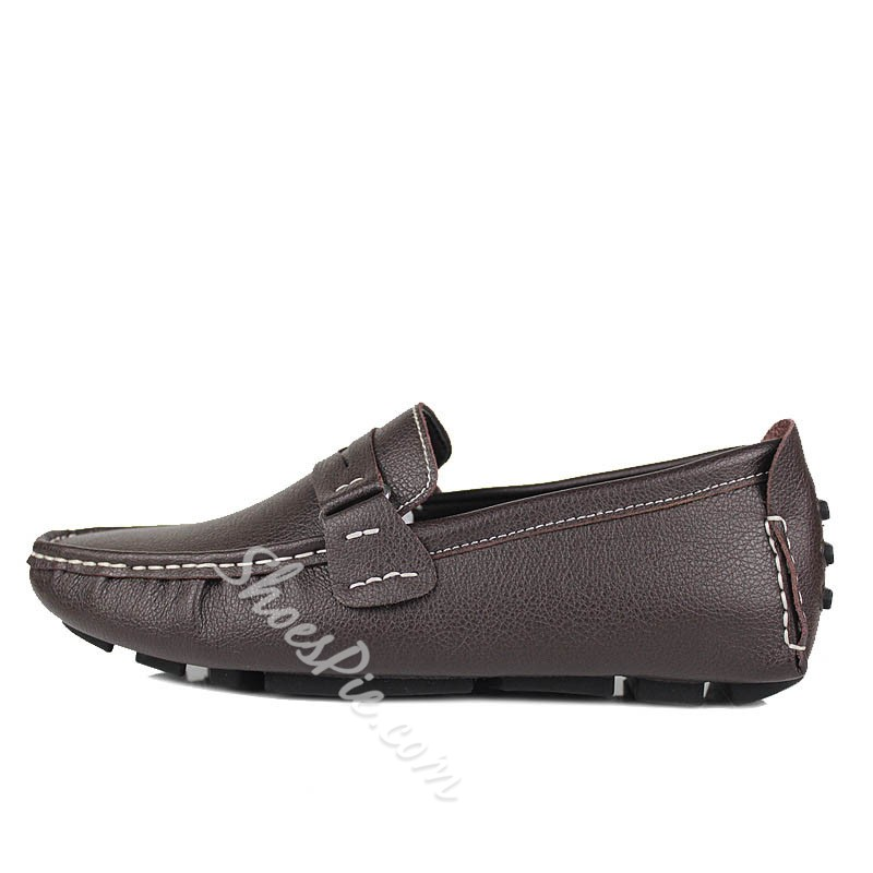 Shoespie Men's Loafers Boat Shoes Casual Shoes