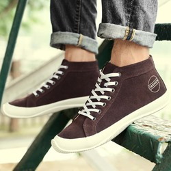 Shoespie Fashionable Lace Up Men's Shoes