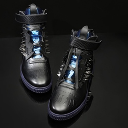 Shoespie Punk Style Men's Sneakers